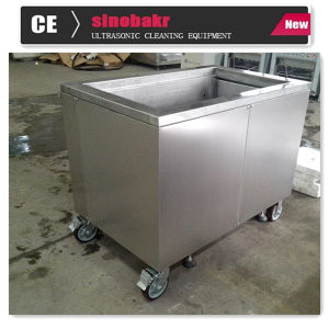 Jinan Bakr Stainless Ultrasonic Cleaner in China pictures & photos