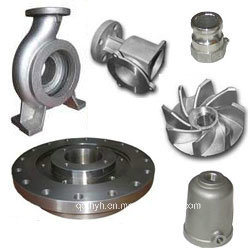 Custom Investment Casting, Precision Casting, Lost Wax Impeller pictures & photos