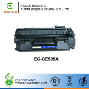 Compatible Black Toner Cartridge for HP CE505A 505A 05A