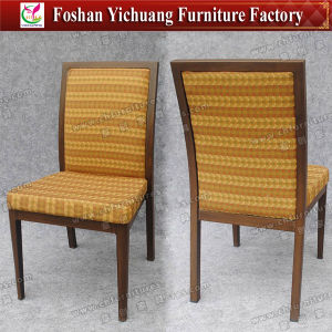 Hotel Wood Grain Chair in Restaurant (YC-B22-03) pictures & photos