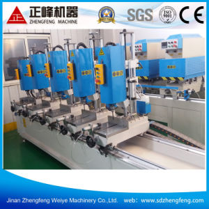 Multi Head Drilling Machine for Aluminum