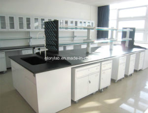 High Quality Steel Centre Bench Lab Furniture (JH-SL009) pictures & photos