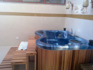 Massage Hot Tub SPA Sanitary Ware (JCS-23) pictures & photos
