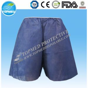 Wholesale Shorts Disposable Men′s Nonwoven Boxer Shorts Sexy Boxer pictures & photos