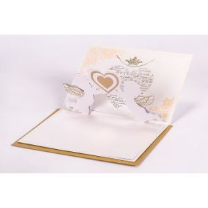Wedding Congratulation Card and Envelope The Steve lovi Collection