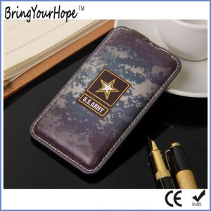 Leather Surround 8800mAh Power Bank (XH-PB-177) pictures & photos