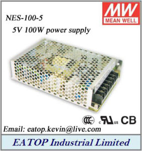 20A 5VDC Mean Well Switching Power Supply