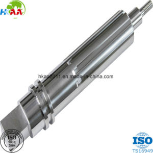 Precision Custom Machining Stainless Steel Transmisson Main Shaft pictures & photos