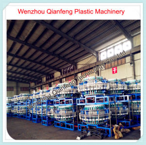 Four Shuttle Circular Loom Machine for PP Woven Bag pictures & photos