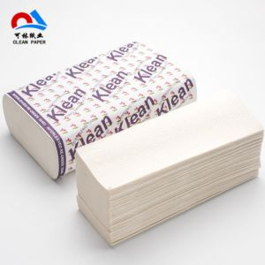 Multi Fold Hand Paper Towel White and Natural Color pictures & photos