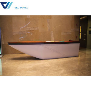 2017 Modern Design Home Bar Counter /Boat Shape Counter Bar pictures & photos
