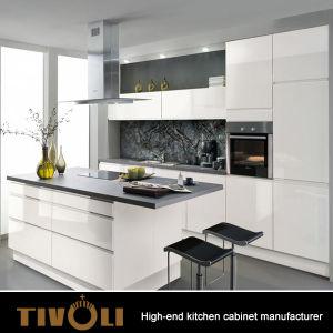 China Luxury Kitchen Manufacturers For Custom White Kitchen