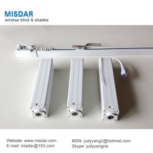 Remote Control Electrical Curtain System