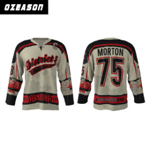 Wholesale Professional Customized Dye Sublimated Hockey Jerseys Cheap Price (H024) pictures & photos