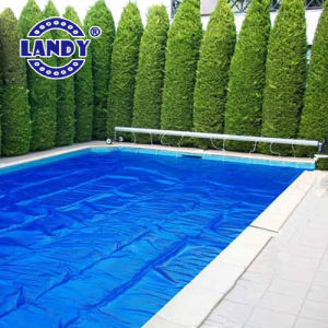 China Blue Color Bubble Foam Solar Cover for Pool, Insulation and ...