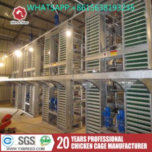 Chicken Breeding Automatic Battery Design Layer Chicken Cage pictures & photos