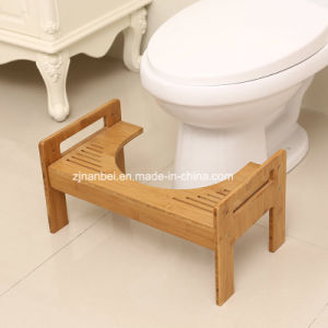 Custom Logo Wooden Elevatory Potty Chair For Children