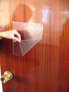 Protective Film for Door Surface pictures & photos
