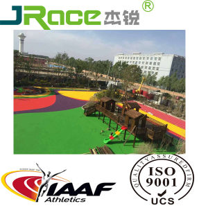 Colorful EPDM Synthetic Rubber Athletic Running Track pictures & photos