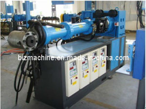 Horizontal Silicone Rubber Profile Extruder pictures & photos