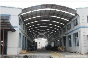 Light Prefab Steel Structure Shed for Sale