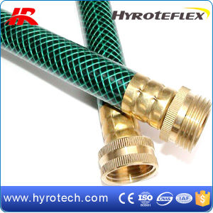 Garden Hose with Fiitings/Hose Assembly in Stock pictures & photos