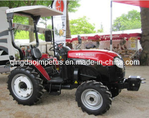 25HP 4X4wd Yto Tractor with CE pictures & photos