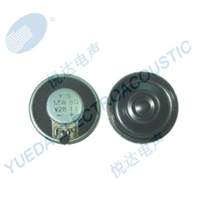32mm Micro Mylar Speaker (YD32-4) pictures & photos