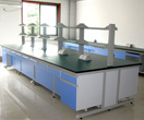 Steel Lab Center Bench (passed ISO9001)