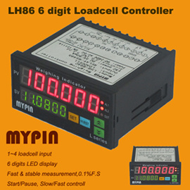5/6 Digit LED Weighing Controller