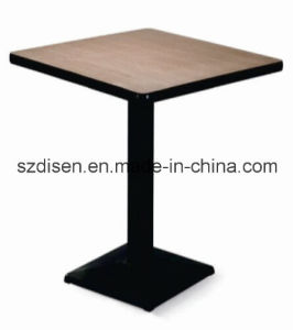 Laminated Dining Table for Restaurant or Cafe (DS-T15)