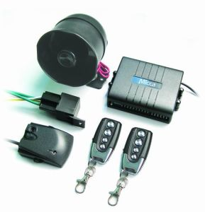 Car Alarm System With Fashionable Transmitter (OW111)