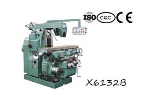 X6132b Universal Knee-Type Milling Machine pictures & photos