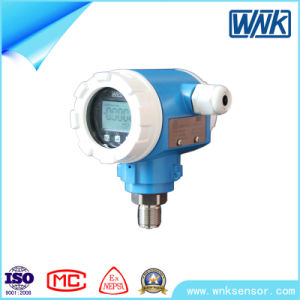 Smart 4-20mA Temperature Compensated Pressure Transmitter with Modbus Protocol-Factory Price pictures & photos
