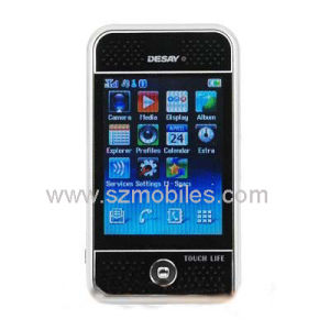 Dual Cards Dual Standby Mobile Phone M888