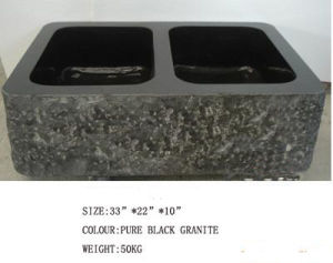 Granite Sinks (Kitchen Double Sinks)