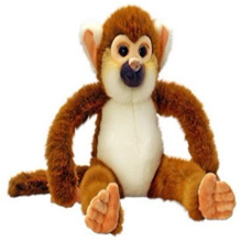 Stuffed Toy Monkey (ER088)
