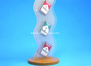 Acrylic Display Shelves of Cigarette Btr-D3024 pictures & photos