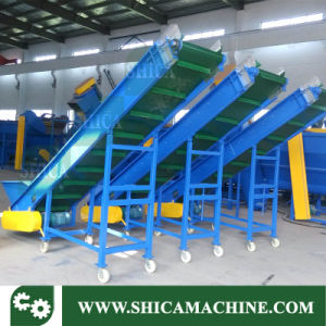 Water-Cooling Brace-Pelletizing Plastic Extrusion Line pictures & photos