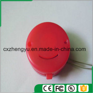 Cr2032 Smile Face Battery Holder with Transparent Leads