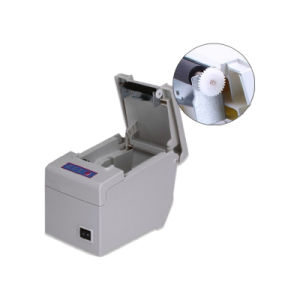 80mm POS Thermal Printer Receipt Printer with RJ45/USB/Ethernet Interface