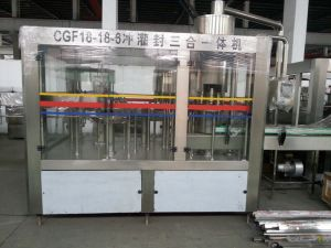 SGS Pet Pure/Mineral Water Bottle Filling Machine