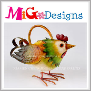 Fashionable Modle Metal Cock Art Yard Decor pictures & photos