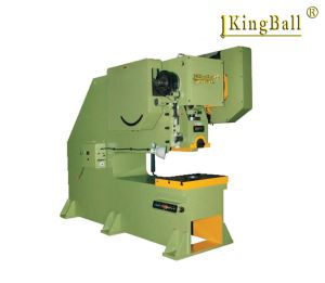 High-Precision Hole Punching Machine J23-125 Mechanical Power Press pictures & photos