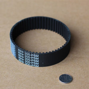 Cixi Huixin Industrial Rubber Timing Belt Sts-S5m 565 575 600 615 620 pictures & photos