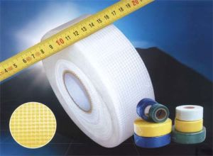 Fiberglass Self-Adhesive Joint Tape for Construction pictures & photos
