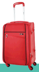 Complex Hard+Soft Hybird Trolley Case PP+Nylon pictures & photos