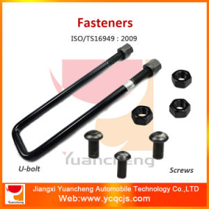 Vehicle Suspension Parts Truck Trailer Automotive Fasteners