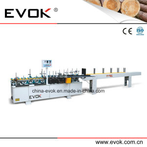 Automatic Wood Door Linear Edge Banding Machine Tc-60mt pictures & photos