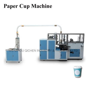 with Good Quality High Speed Paper Cup Machine